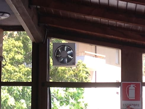 Extractor Fans:  Hospitals by The Roodepoort Electrician