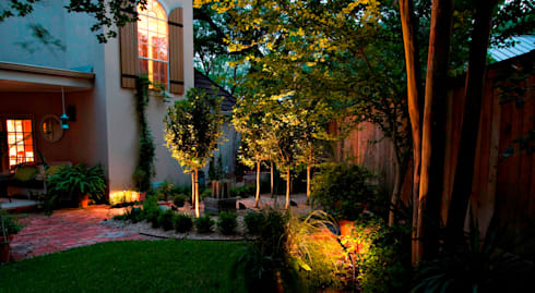 Garden Lighting:  Event venues by The Roodepoort Electrician