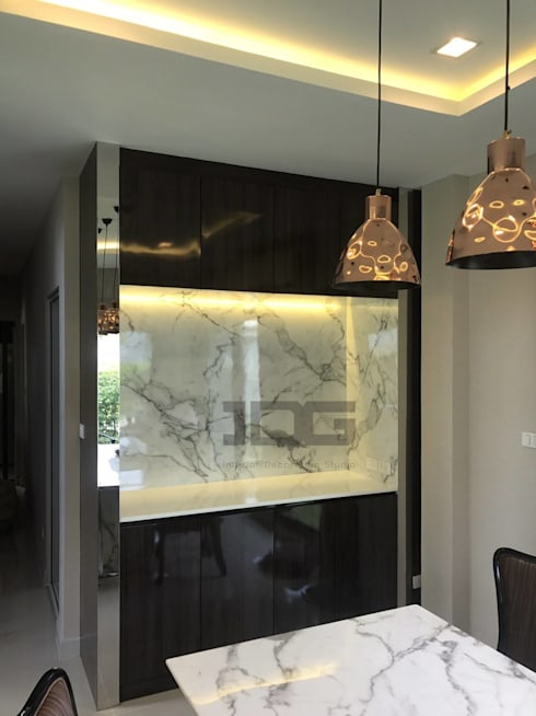 the venue พระราม5 :   by IDG interior decoration studio Co.,Ltd.