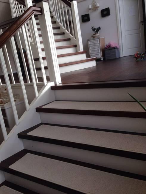 Treppenschoner ohne Kleber von Kettelbetrieb Tesche | homify