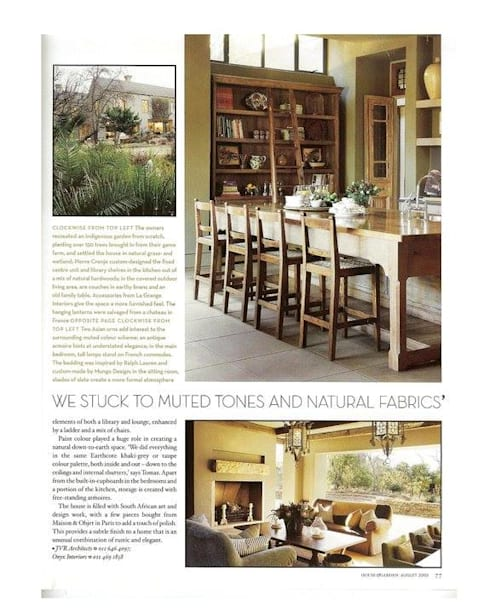 CUSTOM DESIGNED KITCHEN. Furniture by Pierre Cronje: colonial Kitchen by Kiara Tiara by Tanja Tomaz