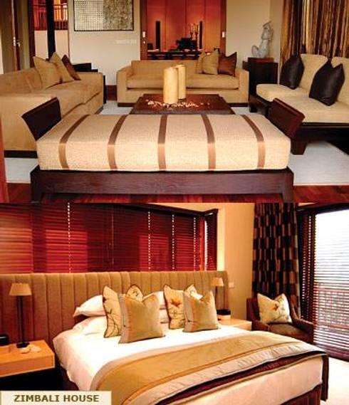 MAIN BEDROOM: minimalistic Bedroom by Kiara Tiara by Tanja Tomaz