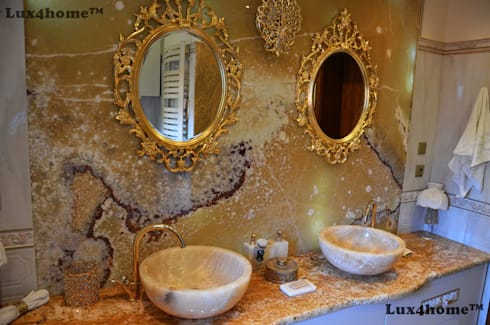 colonial Bathroom by Lux4home™ Indonesia