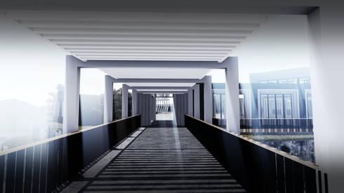 Event venues by Studio Avana