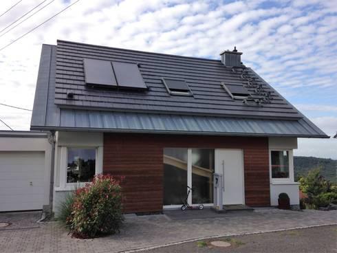 kfw 50 haus in bad neuenahr ahrweiler von ritter architekten homify. Black Bedroom Furniture Sets. Home Design Ideas