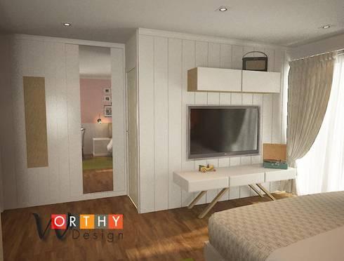 ออกแบบตกแต่งบ้าน Nirvana วงแหวน พระราม9:   by WorthyDesign