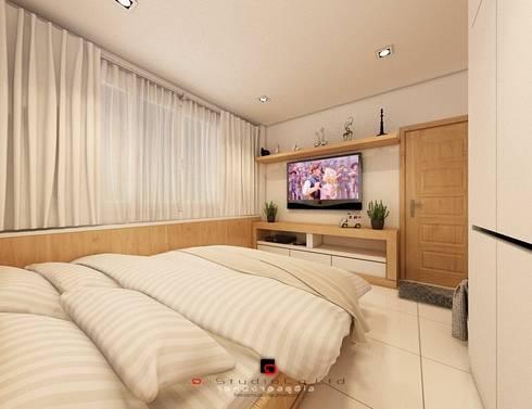 ผลงานออกแบบตกแต่งภายใน บ้านคุณนิค อ.บ้านผือ จ.อุดรธานี :   by Onepoint Interior