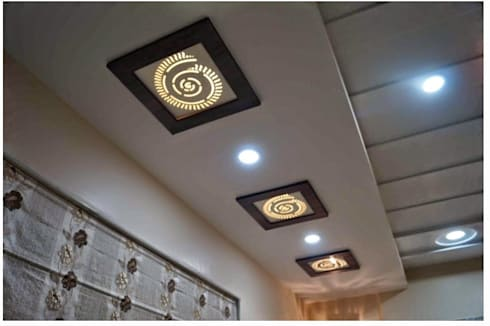 False Ceiling:   by RID INTERIORS