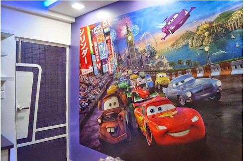 Kidsroom Interiors:   by RID INTERIORS