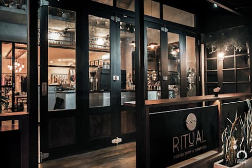 Ritual Coffee & Boutique Seminyak:  Rumah by Studio Tropis