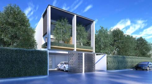 Housing project:   by บริษัทเอ็นสไปร์กรุ๊ปจำกัด