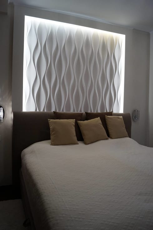 Perfect 3d Wandpaneel Design Nr.24 FLOW: Klassische Schlafzimmer Von Loft Design  System Deutschland