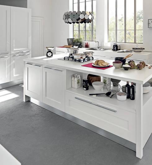 Cozinha Modelo Gallery: Cozinha  por Area design interiores - cozinhas em Braga