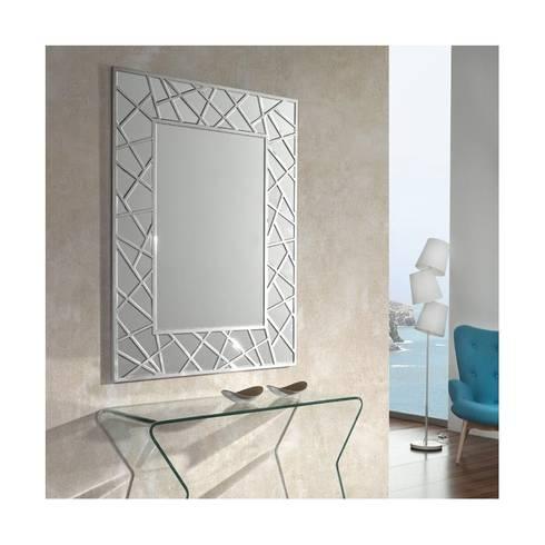 Espejos para recibidor de centro espejos homify for Espejos de entrada