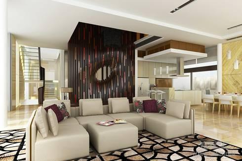 ออกแบบตกแต่งบ้าน:   by iDec Design