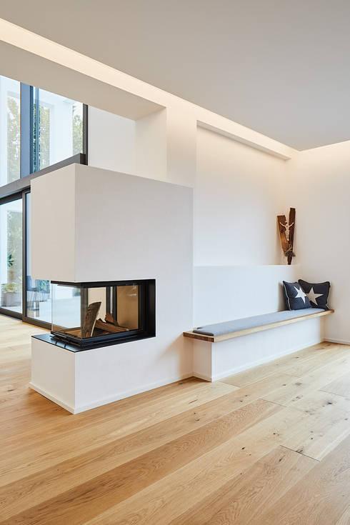 Projekty,  Salon zaprojektowane przez Philip Kistner Fotografie