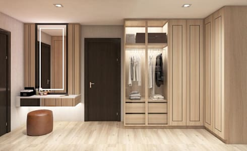 ผลงานการออกแบบ3D บ้านคุณกอล์ฟ:   by One touch design & decore