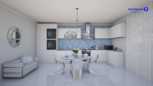 Kitchen: modern Kitchen by 'Design studio S-8'