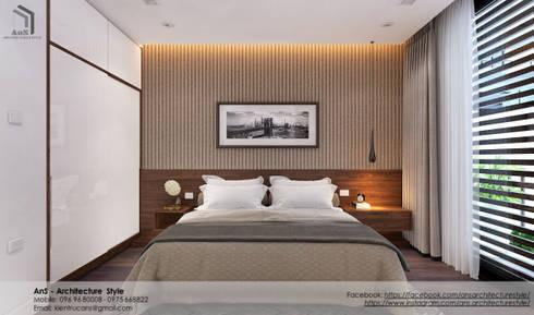 Dự án Biệt thự cao cấp:  Sàn by AnS - Architecture Style