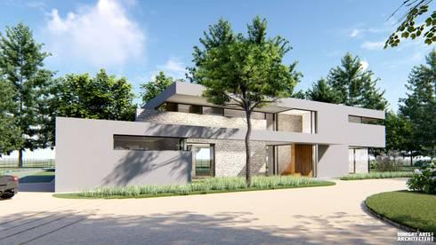 Waalre villa S  :   door watkostbouwen.nl