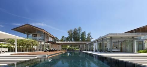 Sava Sai -  Phuket, Thailand: modern Houses by Original Vision