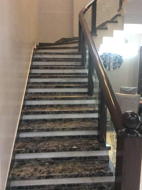 Interiorozal- Home Design | Renovation of Home&Office | Office Design:  Stairs by InteriorOzal