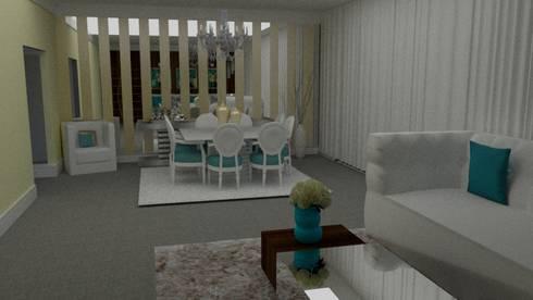 modern Living room by STUDIO SPECIALE - ARQUITETURA & INTERIORES
