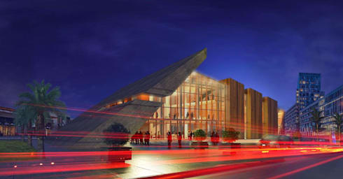 Architect's Museum:   by GK + BAM Architects