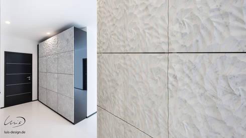 modern Dressing room by Luis Design