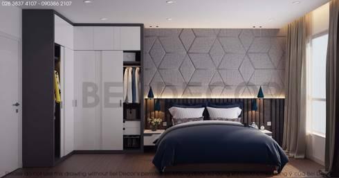 Project: HO17106 Apartment/ Bel Decor:   by Bel Decor