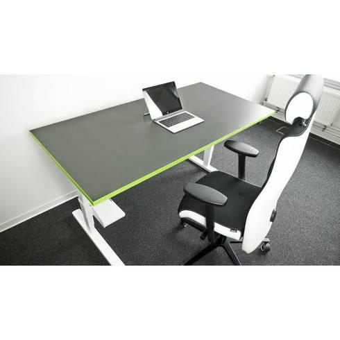 Gaming-Tisch Leeroy höhenverstellbar von Büromöbel-Experte | homify