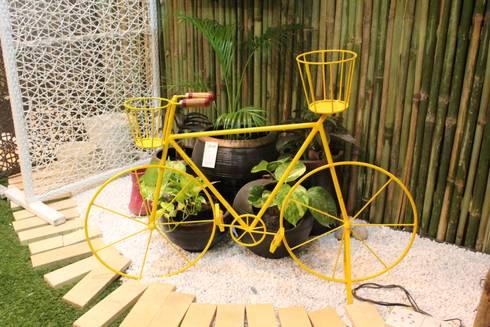 FoAID Exhibition:  Garden  by Grecor