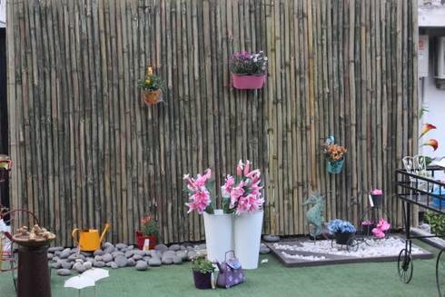 FoAID Exhibition:  Balconies, verandas & terraces  by Grecor