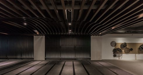 《一悅藏公設》:  商業空間 by 辰林設計