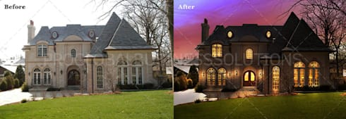 Day to Dusk Conversion Services:   by Proglobalbusinesssolutions