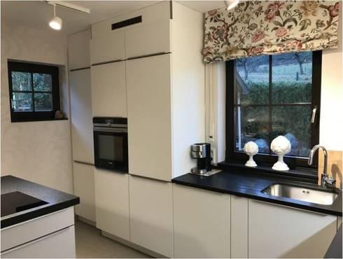 kundenk che por marquardt k chen homify. Black Bedroom Furniture Sets. Home Design Ideas