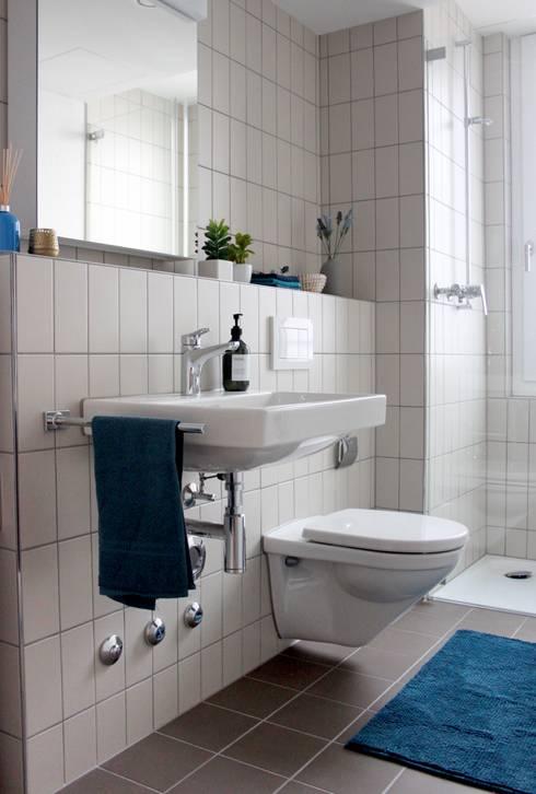 Badezimmer: Skandinavische Badezimmer Von Home Staging Nordisch