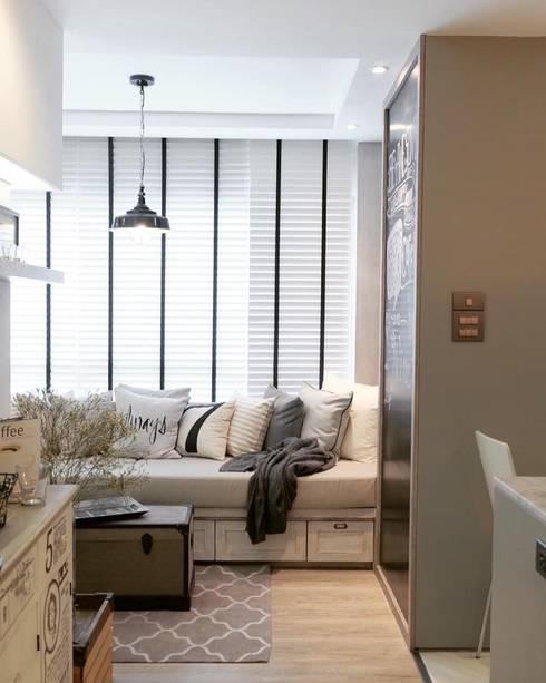 Interior design portfolio:   by Vinterior studio
