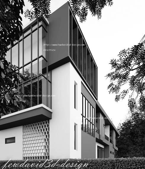 Resort & Hotel จ.ราชบุรี:  เรือนกระจก by fewdavid3d-design