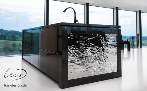 modern Kitchen by Luis Design
