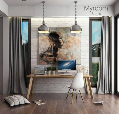 ผลงานของบริษัท:   by MyroomStudio