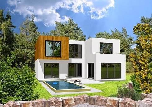 Fhs fertighaus von fhs casas prefabricadas homify - Fhs casas prefabricadas ...