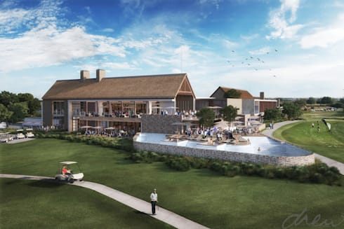 serengeti estates  |  clubhouse upgrade + renovation:  Event venues by drew architects + interiors