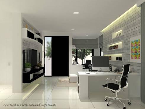 ผลงานการออกแบบ:   by Bird Design Studio