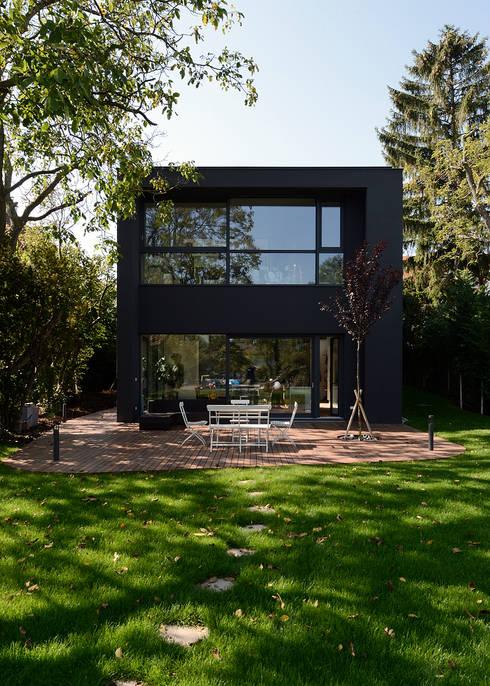 Architekt Zoran Bodrozicが手掛けた家