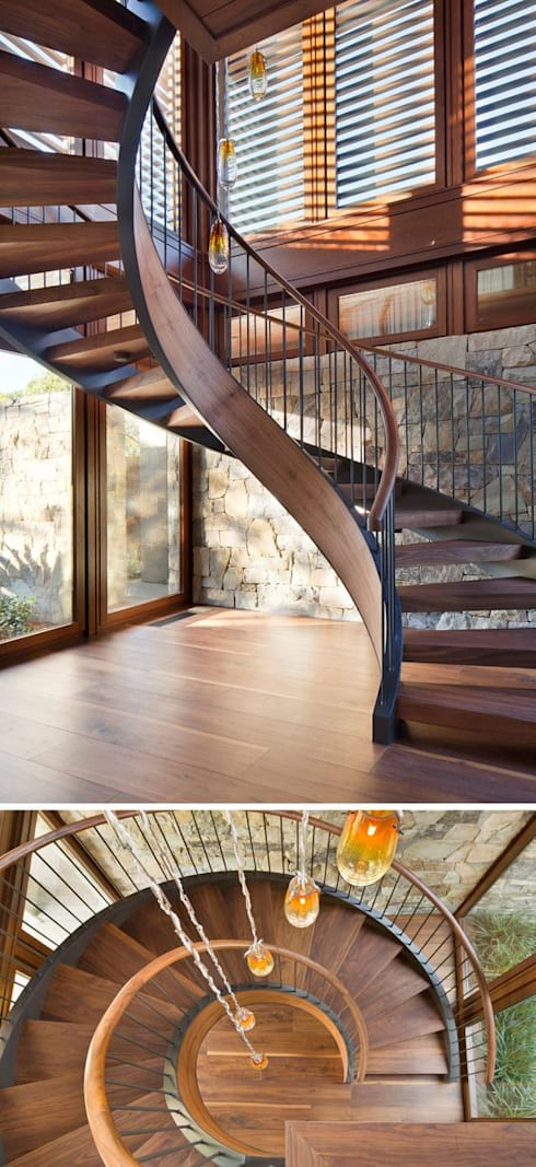 Gökay merdiven dekorasyon   – MODERN TASARIM MERDİVENLER :  tarz İç Dekorasyon
