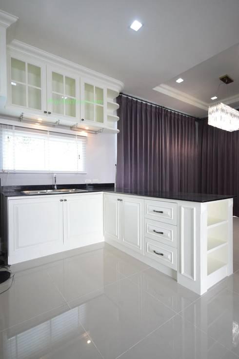 ผลงานเฮียสุ :   by Prachacheun interior design built-in