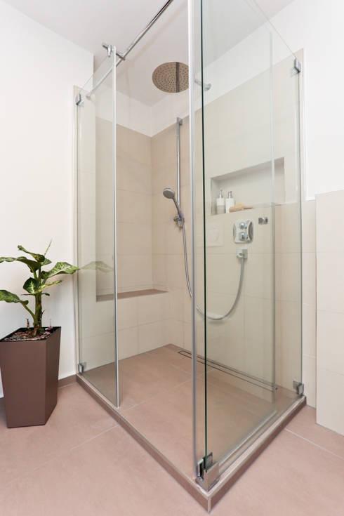 Modernes Bad Zum Entspannen