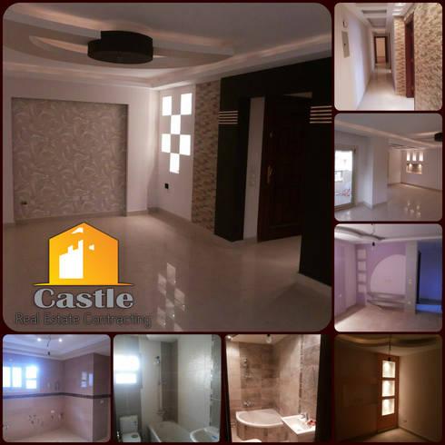 صور قبل وأثناء وبعد التشطيب مع كاسل تشطيبات هاي لوكس:   تنفيذ Castle