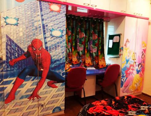 Kid's room interior: modern Nursery/kid's room by Utopia Interiors & Architect